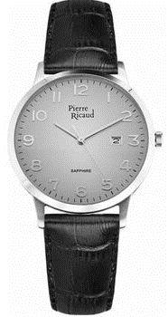 Чоловічі наручні годинники Pierre Ricaud PR 91022.5227 Q