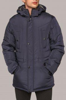 Зимняя куртка Miorichi КМ-5.2 Темно-синий