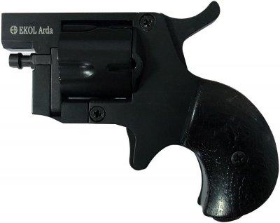 Стартовий револьвер Ekol Arda Matte Black (8 мм пістолетний)