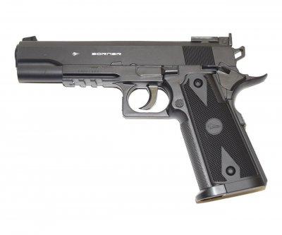 Пістолет пневматичний Borner Power Win 304 (Colt)