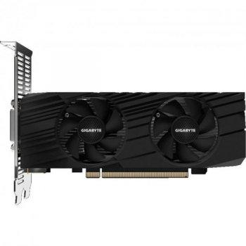 Відеокарта Gigabyte GeForce GTX 1650 D6 OC Low Profile 4GB GDDR6 (128bit) (1590/12000) (DVI-D, 2 x HDMI, DisplayPort) (GV-N1656OC-4GL)