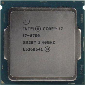 Процессор Intel Core i7-6700 (S1151/4x3.4GHz/8GT/s/8MB/65 Вт/BX80662I76700)