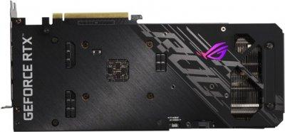 Asus PCI-Ex GeForce RTX 3060 ROG Strix Gaming 12GB GDDR6 (192bit) (2 x HDMI, 3 x DisplayPort) (ROG-STRIX-RTX3060-12G-GAMING)
