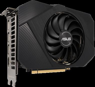Asus PCI-Ex GeForce RTX 3060 Phoenix 12GB GDDR6 (192bit) (1807/15000) (HDMI, 3 x DisplayPort) (PH-RTX3060-12G)