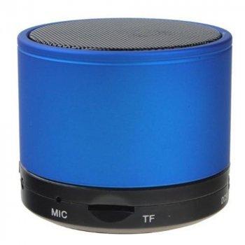 Портативна Bluetooth Колонка S-10 Blue (3900)