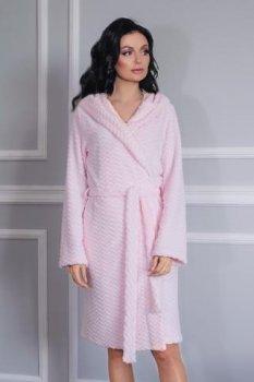 Халат SHATO 1536 розовый