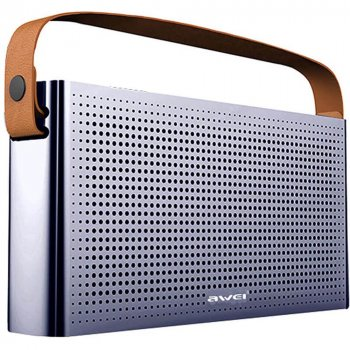 Портативна Bluetooth Колонка AWEI Y300 Grey (12887)