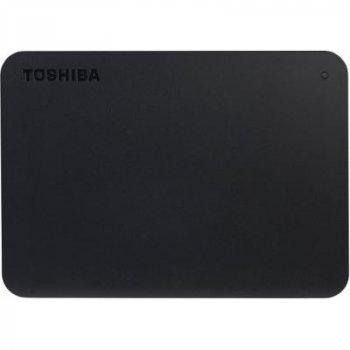 Внешний жесткий диск 2.5 дюйма 4TB TOSHIBA (HDTB440EK3CBH)