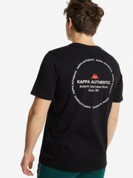 Футболка Kappa 107885-99 Чорна