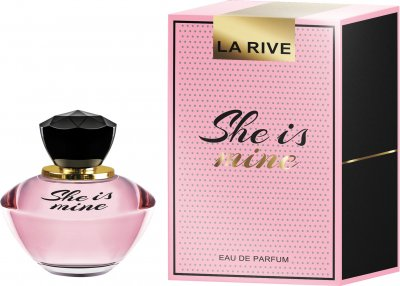 Парфюмированная вода для женщин La Rive She Is Mine 90 мл (5901832065265)