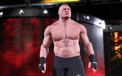 Игра WWE 2K20 для Xbox One (Blu-ray диск, English version)