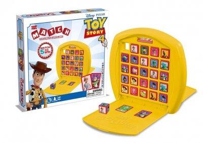 Настільна гра Winning Moves Top Trumps Match Toy Story 4 (5036905033428)