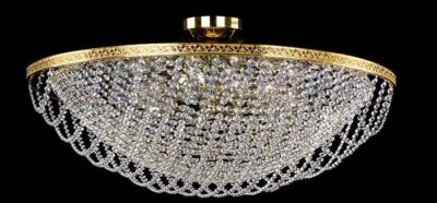 Світильник підвісний кришталевий Preciosa CB 1196/00/012
