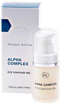 Гель для век Holy Land Alpha Complex Eye Contour Gel 15 мл (7290101322177)