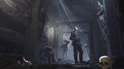 Wolfenstein The Old Blood (PS4, русские субтитры)
