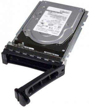 """Жорсткий диск Dell 1.2TB 10000rpm 400-ATJM 2.5"""" SAS Hot-plug 3.5"""" Hybrid Carrier CusKit тільки для серверів!"""