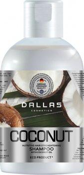 Інтенсивно поживний шампунь Dallas Coconut з натуральною кокосовою олією 1 л (4260637723307)