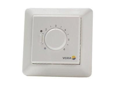 Терморегулятор Veria Control B45, механический, макс 15А (189B4050)