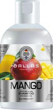 Поживний шампунь Dallas Mango з олією манго 1 л (4260637723352)