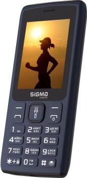 Мобільний телефон Sigma mobile X-style 34 NRG Blue