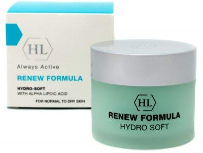 Увлажняющий крем Holy Land Renew Formula Hydro Soft cream 50 мл (7290101323334)