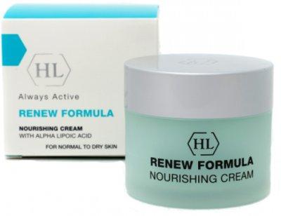 Питательный крем Holy Land Renew Formula Nourishing cream 50 мл (7290101323358)