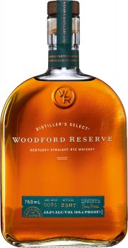 Виски Woodford Reserve Ржаной 0.7 л 45.2% (5099873009505)