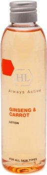 Лосьон для лица Holy Land Ginseng & Carrot Lotion 150 мл (7290101329237)