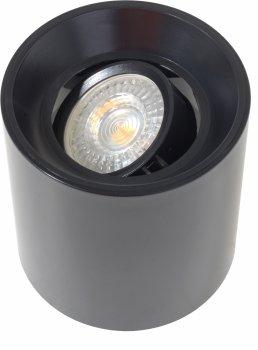 Точковий світильник Brille AL-709/1 GU5.3 BK (36-290)
