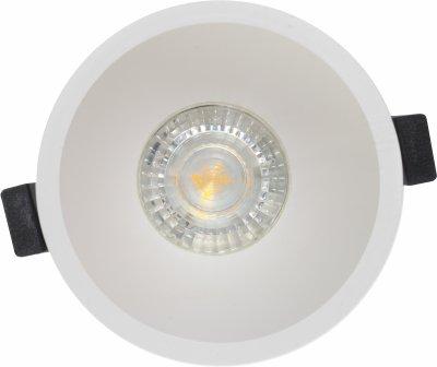 Точковий світильник Brille HDL-DS 178 GU5.3 WH (36-297)