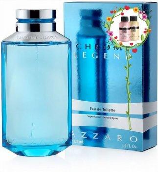 Мужская парфюмерия AZZARO CHROME LEGEND EDT SPRAY 125 мл (3351500954247)