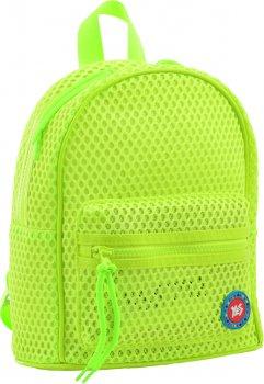 Рюкзак молодіжний YES ST-20 Light green для дівчаток 26x20x9 (555792) (5056137124251)