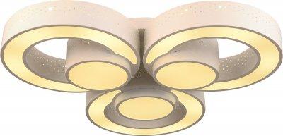 Стельовий світильник Altalusse INL-9347C-54 White LED 54Вт