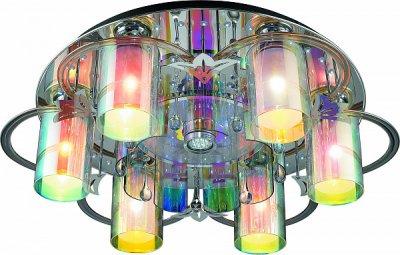Стельовий світильник Altalusse LV172-07 Aluminium Е27 6х40Вт+Мг11х20Вт