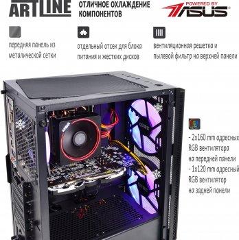 Компьютер Artline Gaming X63 v14
