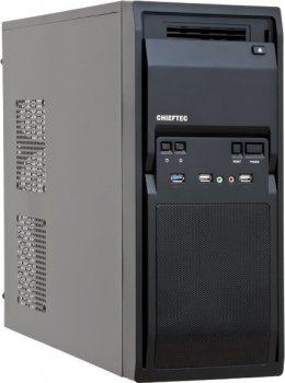 Корпус Chieftec Libra LG-01B-OP, Без БЖ, 1xUSB3.0, Black