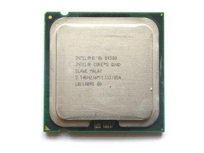 Процесор Intel Core2 Quad Q9300 LGA775 2.5 GHz/ 6 MB/ 1333 Mhz s775 Tray Б/У
