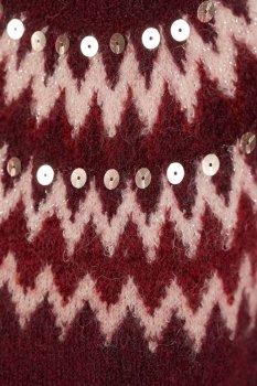 Джемпер H&M 0739907 Бордовий