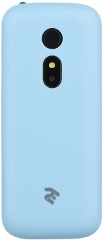 Мобільний телефон 2E E180 2019 Dual Sim Blue