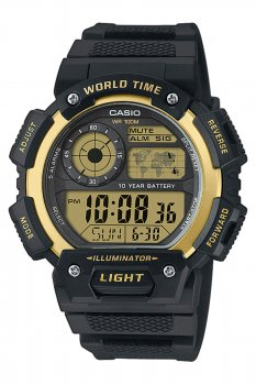 Годинник CASIO AE-1400WH-9AVEF Japan