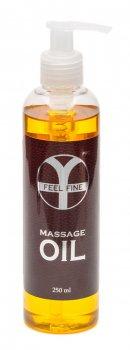 Масло для професійного масажу Feel Fine з дозатором 250 мл (FE_FI_001_250)