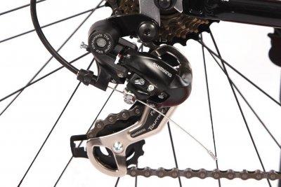 """Велосипед E-motion Fatbike 26""""х4.0 біло-синій"""