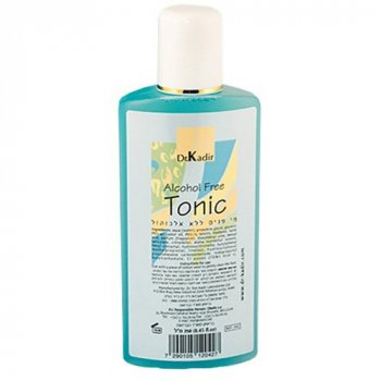 Очищающий тоник Dr. Kadir Cleaners and Tonic Alcohol Free Cleansing Tonic без спирта 250 мл (042)