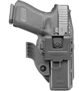 Кобура Fobus APN19 для Glock 19, 23, 32 внутрибрючная, полімерна (2370.29.97)