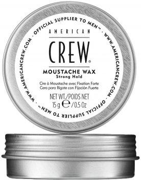 Віск для вусів American Crew сильної фіксації 15 г (669316475263)