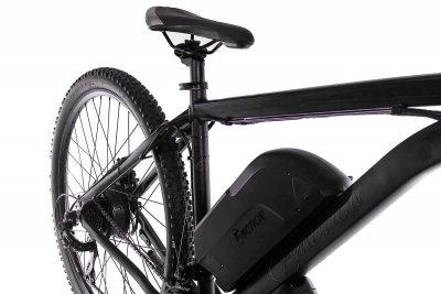 """Електровелосипед E-motion MTB 29"""" GT 48V 15Ah 500W / рама 19"""" чорний матовий (E294815500-B)"""
