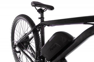 """Електровелосипед E-motion MTB 27,5"""" GT 36V 12Ah 500W / рама 19"""" чорний матовий (E275193612500-B)"""