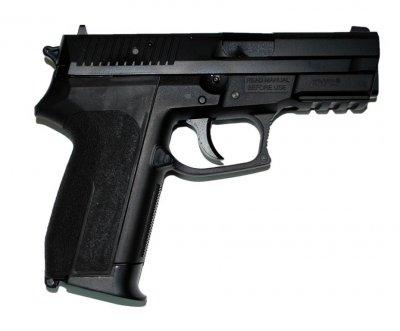 Пневматичний пістолет KWC 2022 KM47 (D) METAL SLIDE