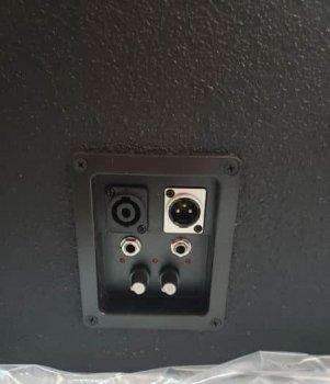 Комплект акустических систем BIG STEREO SET 2 15-600A активная + пассивная