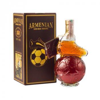 """Бренді вірменський """"Футбол"""" 5 років витримки 0.5 л 40% (4850015311006)"""